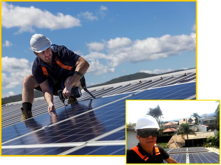 instalador de energia solar em campinas
